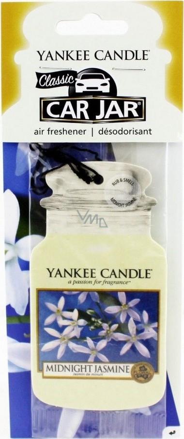 Yankee Fragrance to Midnight Jasmine 9624 Car
