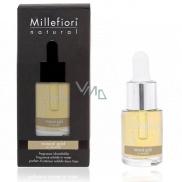 Millefiori Milano Natural Mineral Gold - Minerální zlato Aroma olej 15 ml