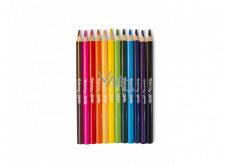 Colorino Pastelky Jumbo, trojhranné 12 barev