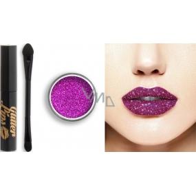 Glitter Lips dlouhotrvající lesk na rty se třpytkami Cherry Pie 3,5 ml