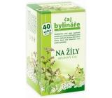 Mediate Bylinář Váňa Na žíly čaj 40 x 1,6 g