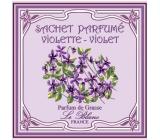 Le Blanc Violette Vonný sáček Fialka 11 x 11 cm 8 g