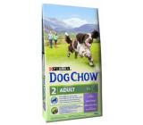 Purina Dog Chow Adult Jehně kompletní krmivo pro dospělé psy 11+3 kg