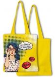 Nekupto Buď Jedinečná nákupní taška Pop