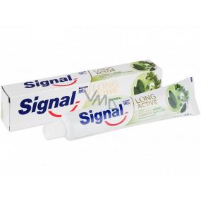 Signal Long Active Naturals Elements Herbal Gum Care 6+ zubní pasta 75 ml
