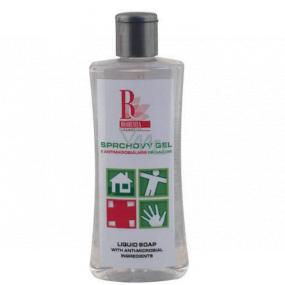 Bohemia Gifts & Cosmetics Antimikrobiální sprchový gel pomáhá regulovat růst mikroorganizmů na povrchu pokožky 250 ml
