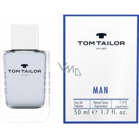 Tom Tailor Man toaletní voda pro muže 50 ml