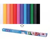 Apli Dressy Bond netkaná textílie pro výrobu karnevalových kostýmů a doplňků 0,8 x 3 m fialová