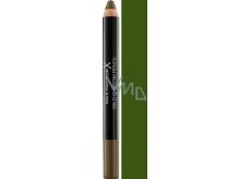Max Factor Wild Shadow Pencil oční stíny 15 Vicious Moss 9 g