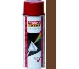 Schuller Eh klar Prisma Color Lack Spray akrylový sprej 91331 Ořechově hnědá 400 ml