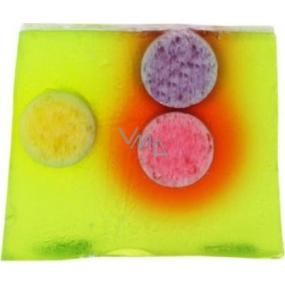 Bomb Cosmetics Vánoční bubliny - Christmas Baubles Přírodní glycerinové mýdlo 100 g