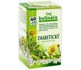 Mediate Bylinář Váňa Diabetický čaj 40 x 1,6 g