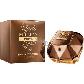 Paco Rabanne Lady Million Privé parfémovaná voda pro ženy 50 ml