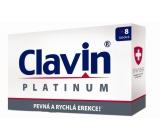 Clavin Platinum pevná a rychlá erekce tobolky 8 kusů