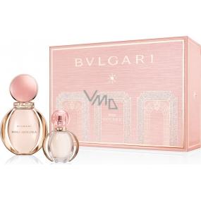 Bvlgari Rose Goldea parfémovaná voda pro ženy 50 ml + parfémovaná voda 15 ml, dárková sada