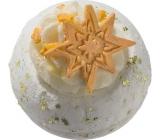 Bomb Cosmetics Následuj hvězdu - Follow the Star Šumivý balistik do koupele 160 g