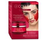 Collistar Lift HD Ultra Lifting Face and Neck Cream Ultra liftingový krém na obličej a dekolt 50 ml + dárek liftingové náplasti