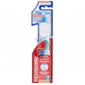 Colgate Slim Soft Ultra Compact 0,01 mm měkký zubní kartáček