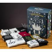 Harry Potter Adventní kalendář 12 denní ponožkový kalendář