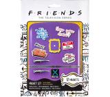 Epee Merch Friends Přátelé Sada magnetek Chibi 18 kusů