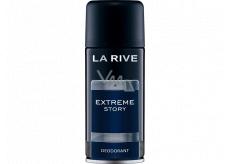 La Rive Extreme Story deodorant sprej pro muže 150 ml