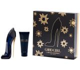 Carolina Herrera Good Girl parfémovaná voda pro ženy 50 ml + tělové mléko 75 ml, dárková sada