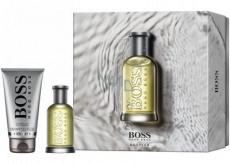 Hugo Boss Boss Bottled toaletní voda pro muže 50 ml + sprchový gel 100 ml, dárková sada