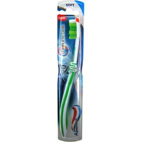 Aquafresh Complete Care Soft měkký zubní kartáček 1 kus