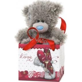 Me to You Medvídek With Love v dárkové taštičce 12 cm
