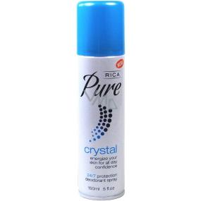 Rica Pure Crystal deodorant sprej pro ženy 150 ml