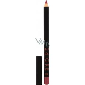 Deborah Milano 24Ore Lip Pencil konturovací tužka na rty 08 Fuchsia 0,4 g