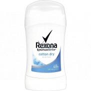 Rexona Motionsense Cotton Dry antiperspirant deodorant stick pro ženy 40 ml
