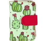 Albi Original Designová manikúra Kaktusy 6 dílná