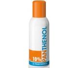 Panthenol 10% D-panthenolu jemný pěnivý sprej 150 ml