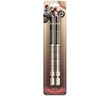 Nekupto Hobby dřevěné tužky Vášnivý motorkář 2 kusy