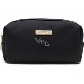 Diva & Nice Kosmetická kabelka černá 15 x 10 x 7 cm 61209