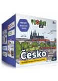 Albi V kostce! Plus Česko patnáctiminutová hra na procvičení paměti a vědomostí doporučený věk 8+
