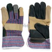 Spokar Hovězí kůže rukavice pracovní 1 pár