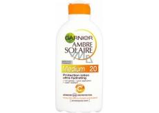 Garnier Ambre Solaire SPF20 mléko na opalování Medium 200 ml