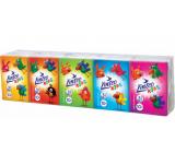 Linteo Kids mini papírové kapesníčky 3 vrstvé 10 x 10 kusů
