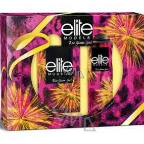 Elite Rio Glam Girl toaletní voda 50 ml + deodorant sprej 150 ml, dárková sada