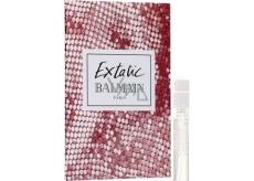 Pierre Balmain Extatic Eau de Toilette toaletní voda pro ženy 2 ml s rozprašovačem, Vialka