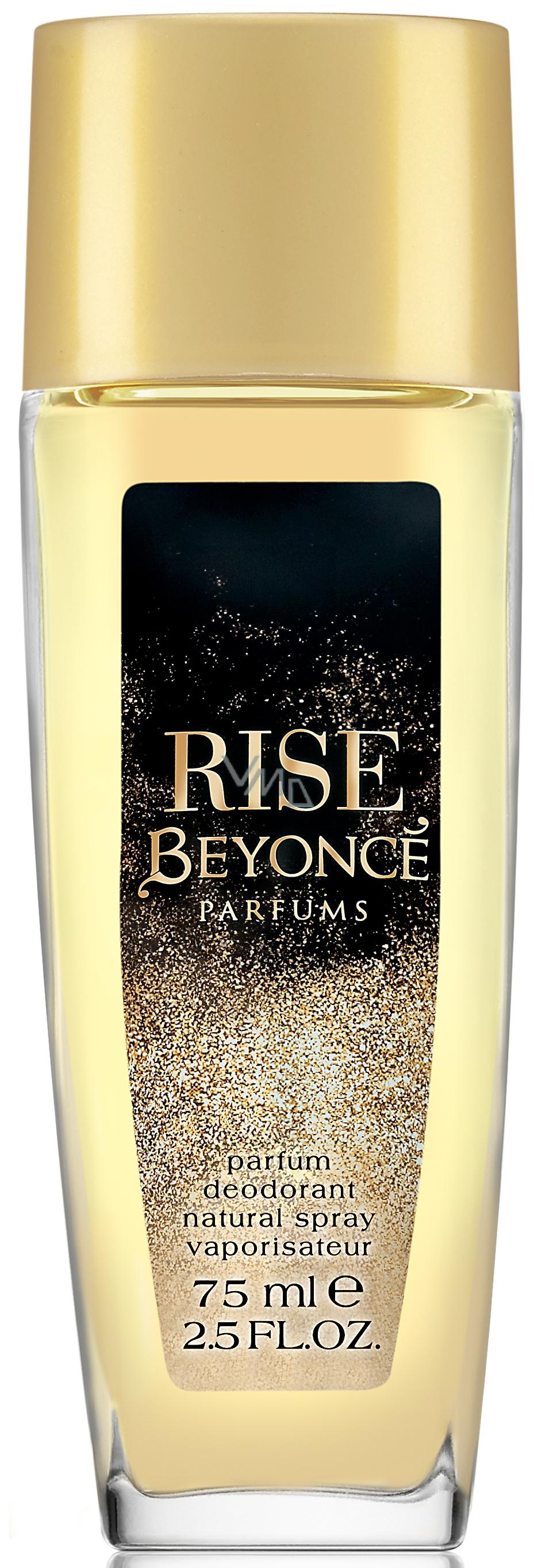 Beyoncé Rise parfémovaný deodorant sklo pro ženy 75 ml