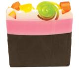 Bomb Cosmetics Vesmírná marmeláda - Space Jam Přírodní glycerinové mýdlo 100 g