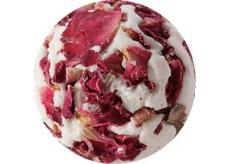 Bomb Cosmetics Růžová Kulička do koupele 30 g