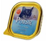 Plaisir Cat Tuňák vanička 100 g