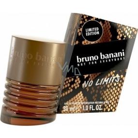 Bruno Banani No Limits Man toaletní voda 30 ml