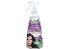 Bione Cosmetics Keratin & Levandule vlasová regenerace 260 ml