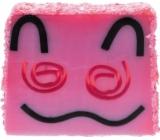 Bomb Cosmetics Kokosové koťátko - Coco Kitty Přírodní glycerinové mýdlo 1 kg blok