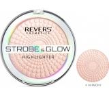 Revers Strobe & Glow Highlighter rozjasňující pudr 04 Harmony 8 g